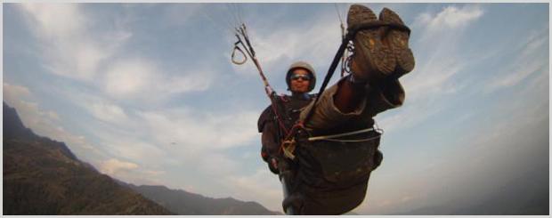 Paragliding Basic Courses